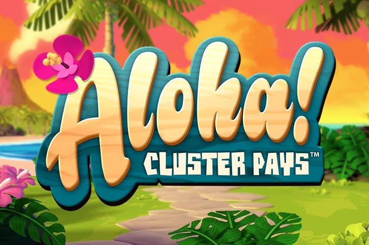 Aloha video slot Logo Picture