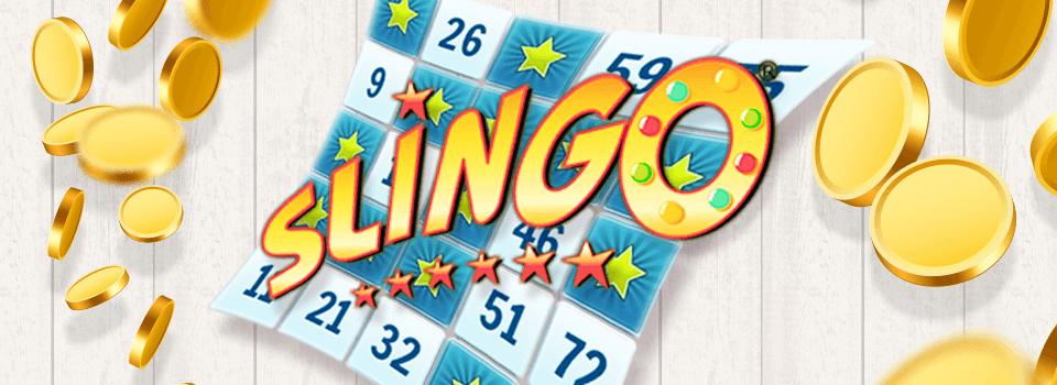 Slingo online casino logo